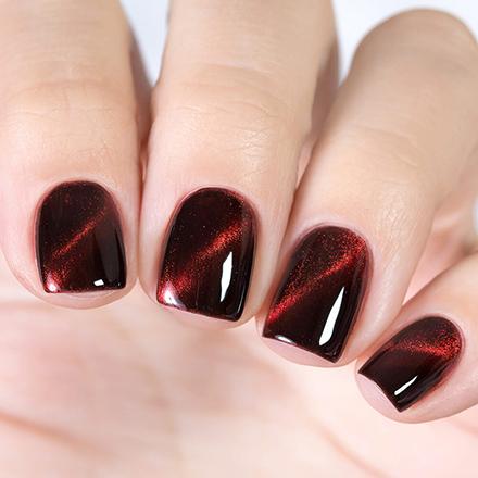 Купить Masura, Лак для ногтей №904-273, Вулкан, Красный