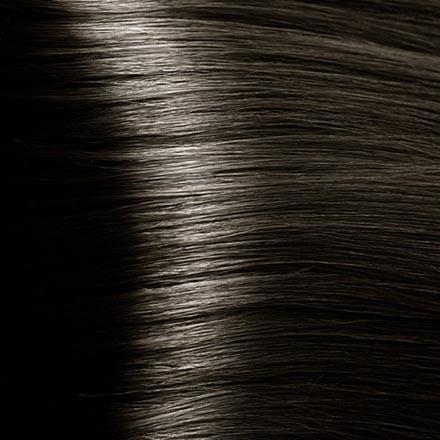 Kapous, Крем-краска для волос Hyaluronic 6.00, темный блондин интенсивный, 100 мл black sintesis colore creme крем краска для волос 6 52 темный блондин красно фиолетовый black
