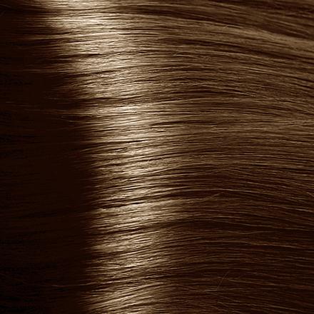 Kapous, Крем-краска для волос Studio Professional 7.0, блонд, 100 мл kapous studio professional крем краска для волос экстрактом женьшеня и рисовыми протеинами 7 8 карамель 100 мл