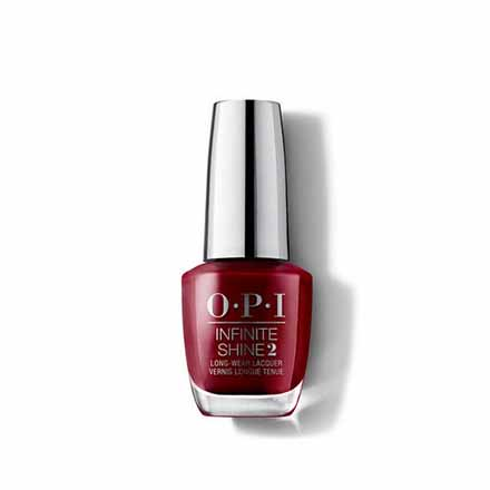 Купить OPI, Лак для ногтей Infinite Shine, Raisin' The Bar, Бордовый