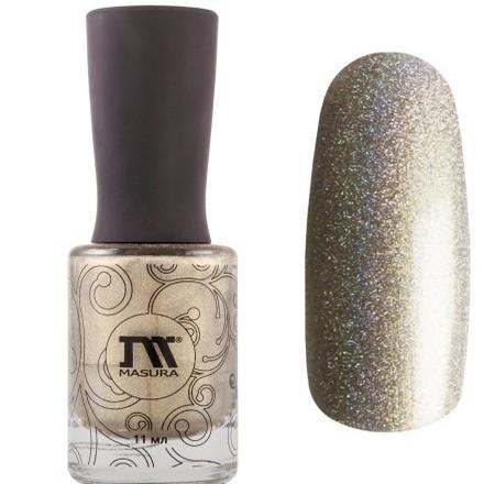 Masura, Лак для ногтей Золотая коллекция, Ванильное Облако