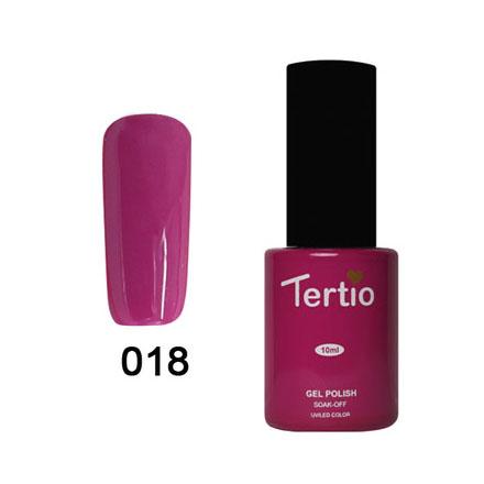 Tertio, Гель-лак Eco Line №18