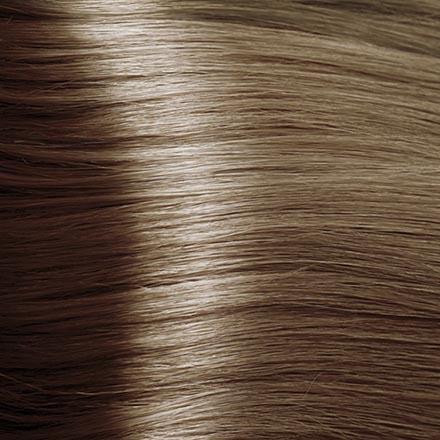 Kapous, Крем-краска для волос Hyaluronic 8.0, светлый блондин, 100 млКраски для волос<br>Стойкая крем-краска с гиалуроновой кислотой. Подходит для окрашивания натуральных, седых и ранее окрашенных волос.<br><br>Объем мл: 100.00