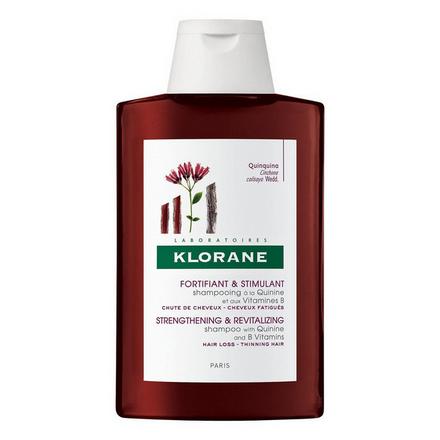 Купить Klorane, Шампунь для волос, с экстрактом хинина, 100 мл