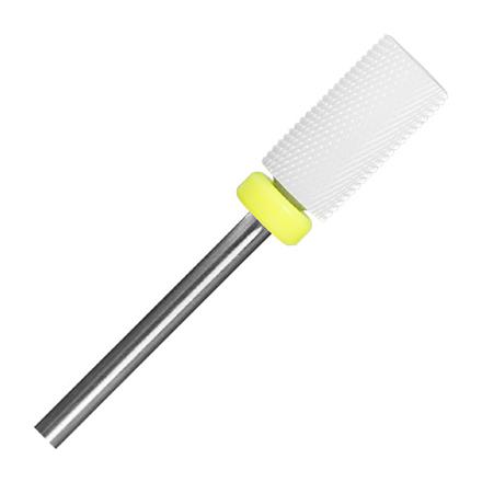 IRISK, Фреза керамическая «Цилиндр», желтая, D=6 мм