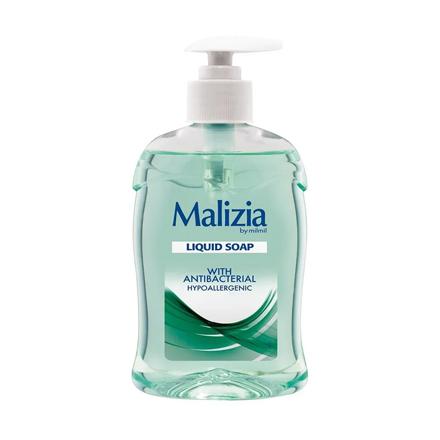 Купить Malizia, Жидкое мыло Hypoallergenic & Antibacterial, 500 мл