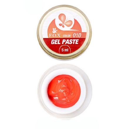FOX, Гель-паста Gel Paste 10, 5 мл