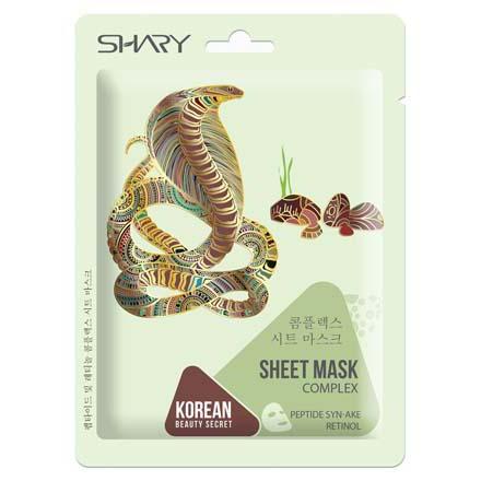 Shary, Комплекс-маска для лица Peptide Syn-Ake Retinol, 25 г