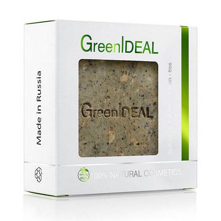 Купить GreenIDEAL, Мыло ручной работы «Ромашка», 100 г