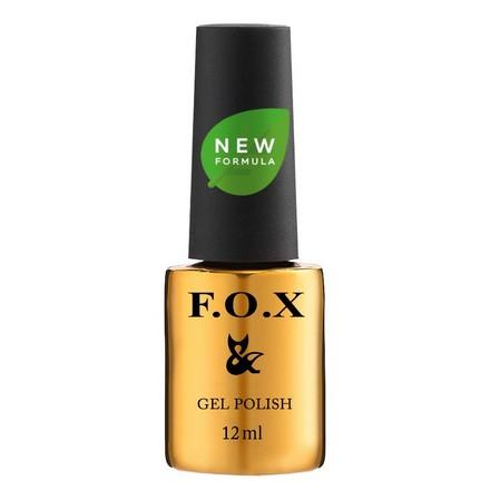 Купить FOX, Топ для гель-лака Matt Wealth, 12 мл, F.O.X