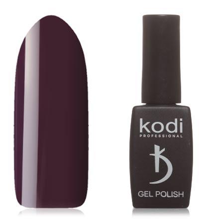 Kodi, Гель-лак №10VKodi Professional<br>Гель-лак (12 мл) глубокий фиолетовый, без перламутра и блесток, плотный. Прошлая серия: №227.
