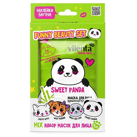 Купить Vilenta, Набор Funny Beauty Sweet Panda