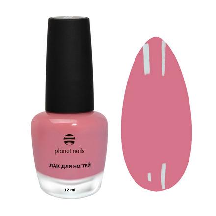 Planet Nails, Лак для ногтей №894 розового цвета