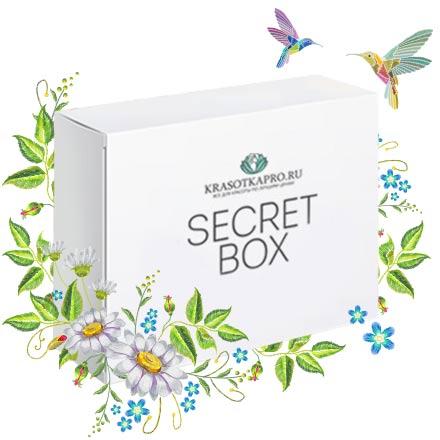 Secret Box, Июль 2018, арт: 581090 - Косметические наборы