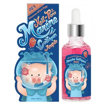 Купить Elizavecca, Сыворотка для лица Witch Piggy Marine Collagen, 50 мл