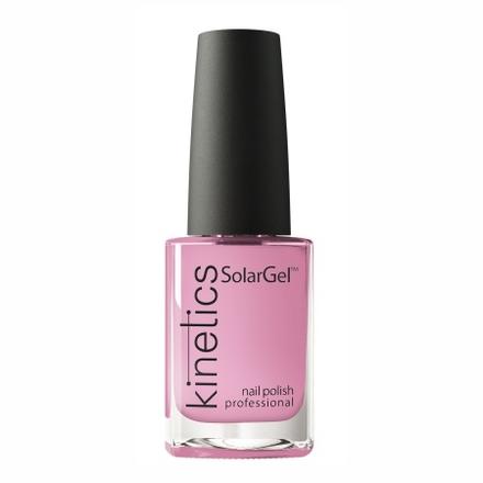Купить Kinetics, Лак для ногтей SolarGel №280, French lilac, Розовый