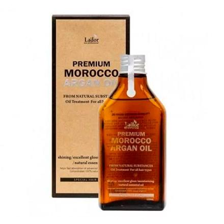 Купить La'dor, Аргановое масло для волос Premium Marocco, 100 мл