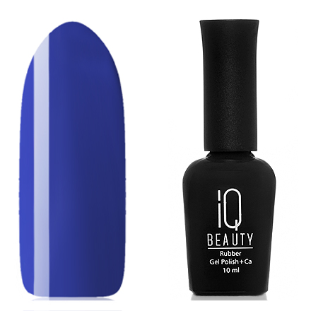 Купить IQ Beauty, Гель-лак №036, Синий