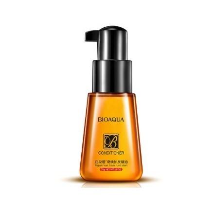 Bioaqua, Флюид для гладкости и блеска волос, 70 мл