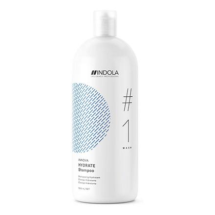 Купить Indola, Шампунь для волос Hydrate, 1500 мл