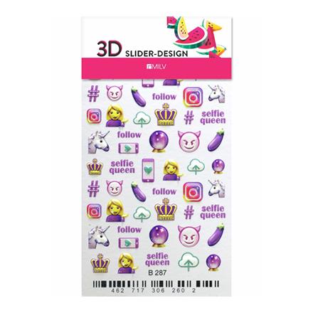 Купить Milv, 3D-слайдер B287