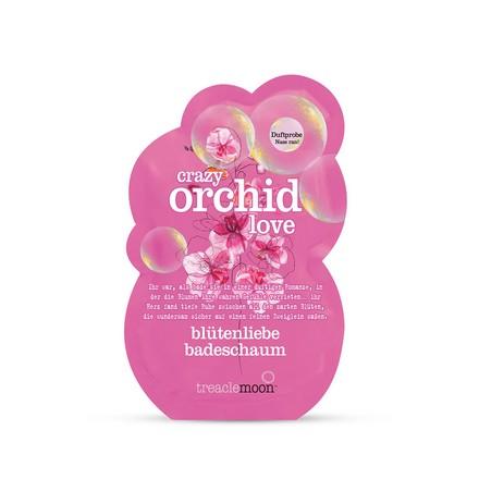 Treaclemoon, Пена для ванны Crazy Orchid Love, 80 г