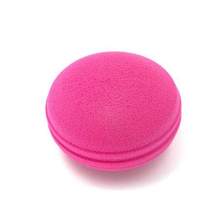 TNL, Спонж для макияжа Macaroon, малиновыйКисти для макияжа<br>Гипоаллергенный спонж из микропористого материала для удобного нанесения макияжа.