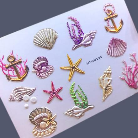 AnnaTkacheva,3D-слайдерHT№135 «Лето. Море» фото