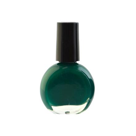 TNL, Краска для стемпинга №19, темно-зеленаяКраски для стемпинга<br>Лак-краска (7 г) для создания стемпинг-дизайна.