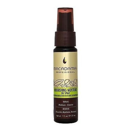 Macadamia, Масло-Спрей увлажняющий для волос, 30 мл