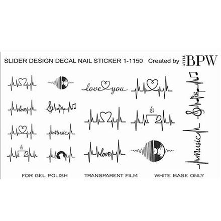 Купить BPW.Style, Слайдер-дизайн «Графический» №1-1150