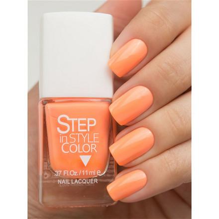 Купить Dance Legend, Лак для ногтей Step №12, Оранжевый
