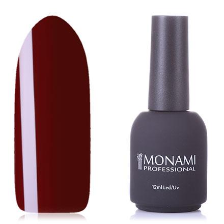 Купить Monami Professional, Гель-лак №032, Бордовый