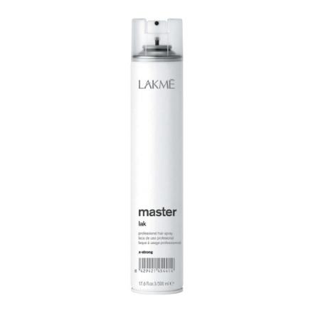 Купить Lakme, Лак для волос Master X-Strong, 500 мл