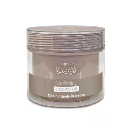 Купить Hair Company, Масло-крем Inimitable Style Nourishing, 250 мл, Hair Company Professional