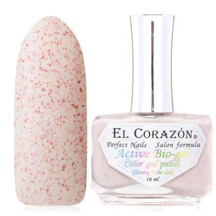 Купить EL Corazon, Активный биогель Luminous №423/1144, Autumn leaf fall, Коричневый