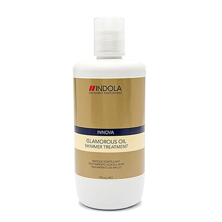 Купить Indola, Маска для волос Glamorous Oil, 750 мл