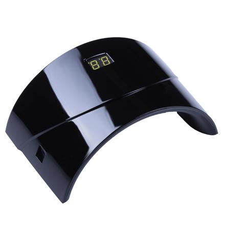 Купить Kosmekka, Лампа UV/LED C16, 24W, черная