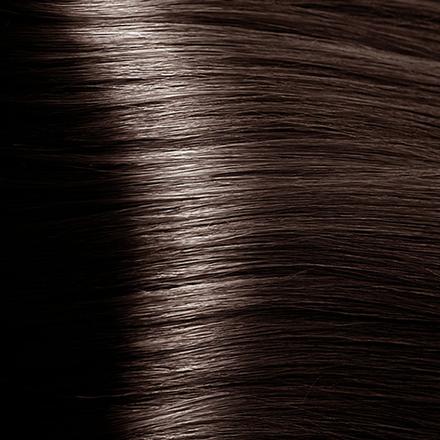 Kapous, Крем-краска для волос Studio Professional 5.81, светлый коричнево-пепельный, 100 мл