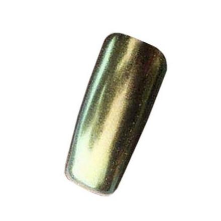 Blixz, Втирка «Зеркальный блеск», золотая от KRASOTKAPRO.RU