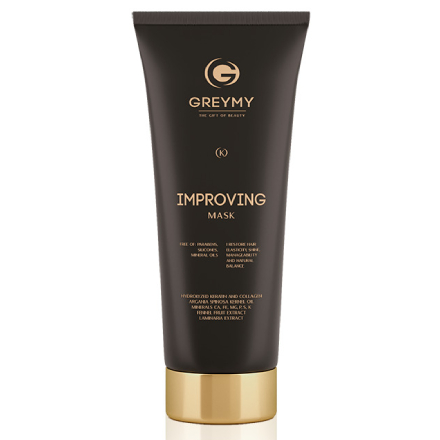 GREYMY, Маска для волос Improving, 200 мл