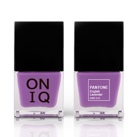Купить ONIQ, Лак для ногтей Pantone, English Lavender, Wella Professionals, Фиолетовый