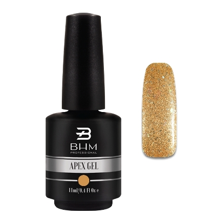 BHM Professional, Гель-лак APEX GEL №58, Luxurious