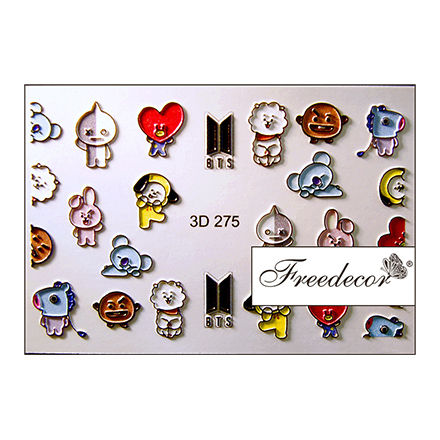 Freedecor, 3D-слайдер №275 фото