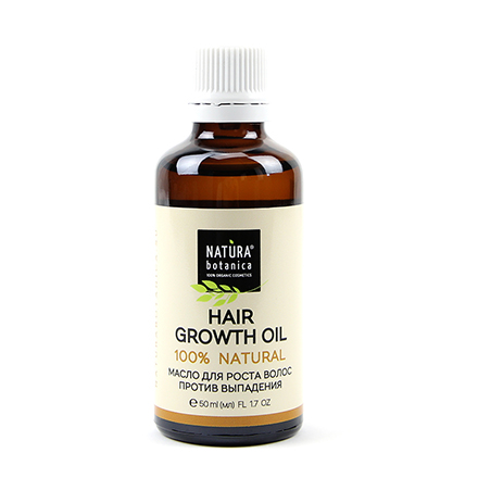 Natura Botanica, Масло Hair Growth, 50 мл