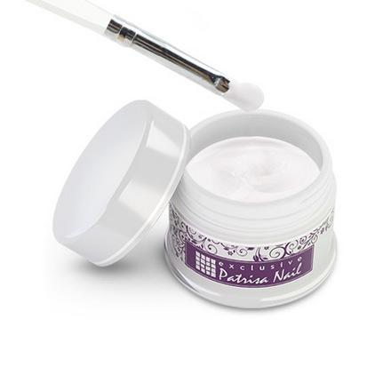 Patrisa Nail, Гель «Дримлайн», кипельно-белый, 15 гPatrisa nail<br>UV-гель средней вязкости для френч-маникюра (15 г).<br>
