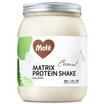 Mote, Комплексный протеин Matrix «Кокос», 617 г