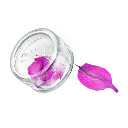 ruNail, дизайн для ногтей: сухоцветы 0470 (розовый)