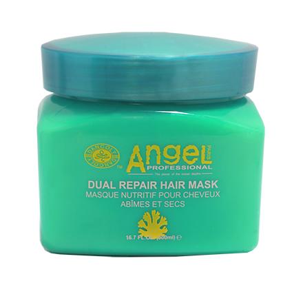 Angel Professional, Маска для волос «Двойное восстановление», 500 мл