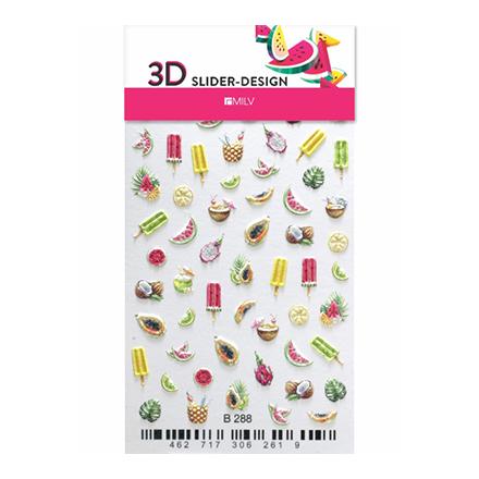 Купить Milv, 3D-слайдер B288